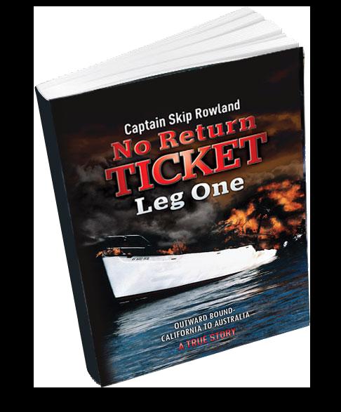 No Return Ticket by Skip Rowland